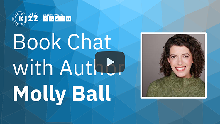 Book Chat with Molly Ball