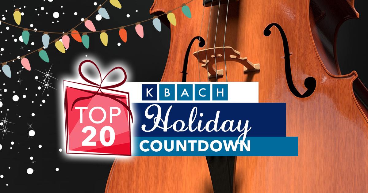 KBACH Holiday Countdown