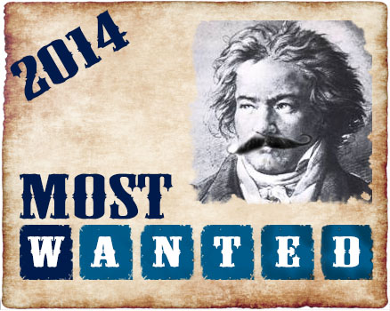 KBAQ's Most wanted 2014