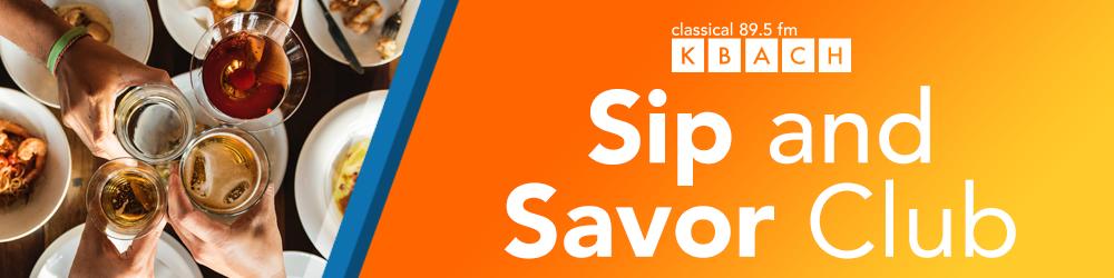 KBACH Sip and Savor Club