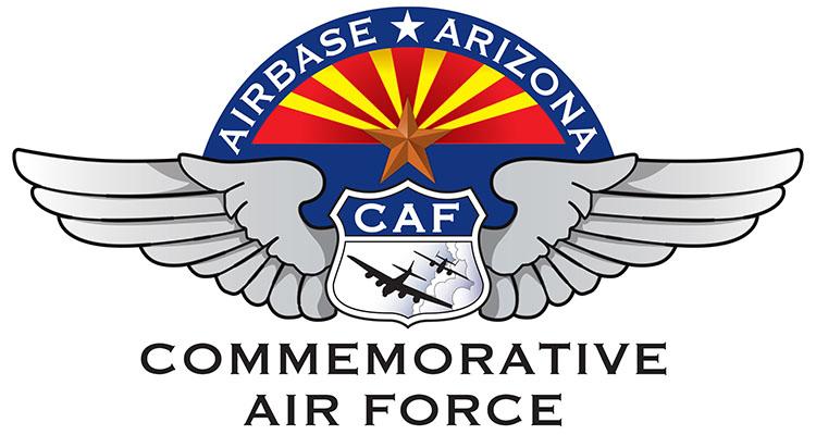 Arizona Commemorative Air Force Museum logo