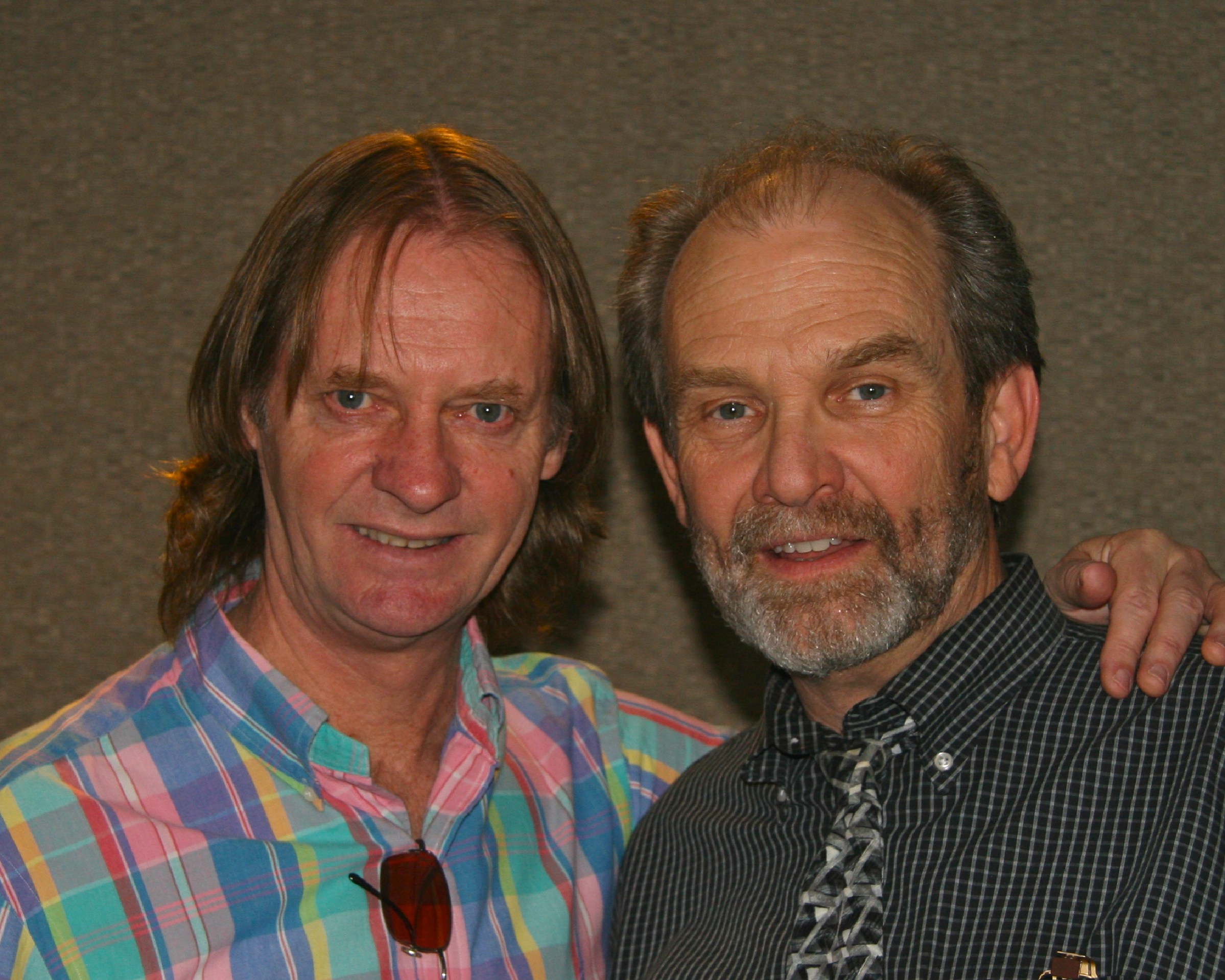 David Russell and Sterling Beeaff, photo credit M.Rodriguez