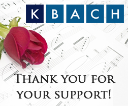 Thank You from KBACH