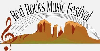 Red Rocks Music Festival Logo