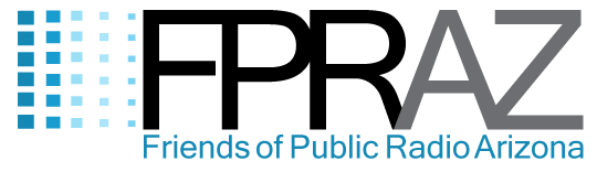 Friends of Public Radio Arizona logo