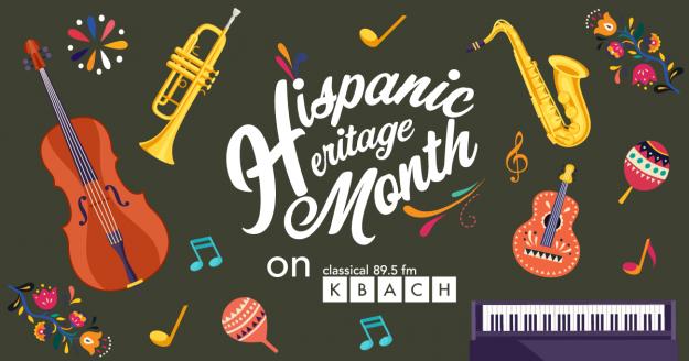 Hispanic Heritage Month on KBACH