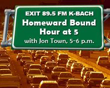 Homeward Bound Hour at 5 with Jon Town